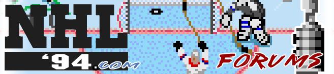 NHL'94 Forums