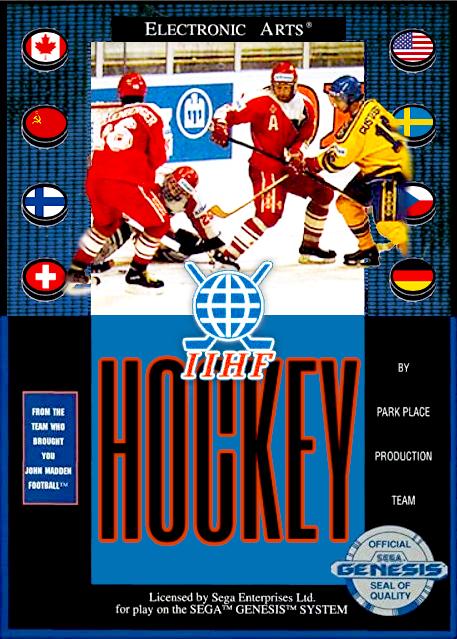 IIHF Hockey '91 Box Art.png