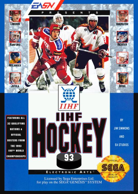 IIHF Hockey 93 Box Art.png