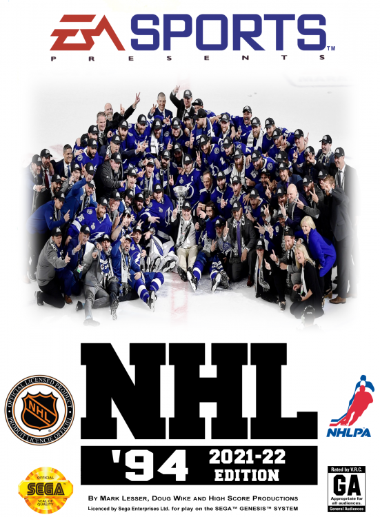 NHL 94 - 2020s Covers - 2021-22 Edition (Cover V1).png